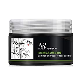 Silvercell Bamboo Charcoal Deep Clean Mask Remove Peel Off Anti Face Mud Mask