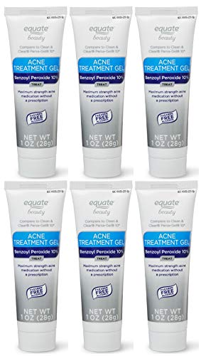 Equate Beauty 10 Benzoyl Peroxide Acne Treatment Gel 1 Oz 2