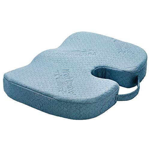 As Seen On TV Miracle Bamboo Cushion Comes in Packing (Gray, 1) (Miracle Bamboo Cushion As Seen On Tv)