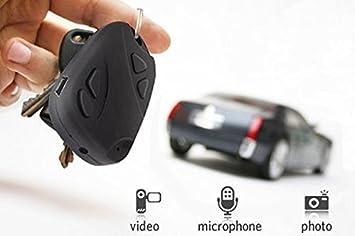 -Thenumberoneshop-Mando ESPIA Llavero Coche Camara Oculta DVR Spy VIGILAR Camera VIGILANCIA: Amazon.es: Bricolaje y herramientas