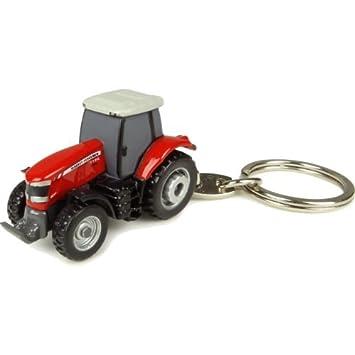 Llavero de tractor Massey Ferguson 7726