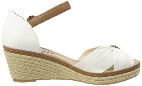 Donna Espadrillas Hilfiger Whisper Elba White Tommy Iconic Sandal 121 Bianco dXIHRqR