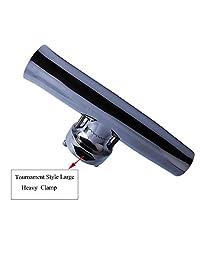 """10"""" Clamp en 360 grados ajustable soporte para cañas de pescar & pvc Liner   Pinza para adaptarse a 1   1 4"""" a 2"""" Tubo"""