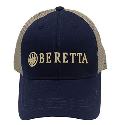 Beretta Mens LP Trucker Hat, Navy