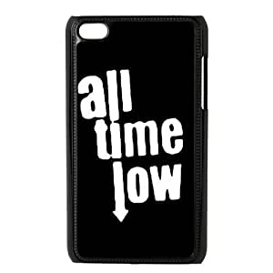 Customized ATL Protective iPod 4 Case Rubber Cover Case For iPod Touch 4th Generation