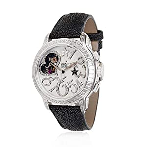 Zenith Starissime Automatic-self-Wind Female Watch 45.1232.4021 (Certified Pre-Owned) by Zenith
