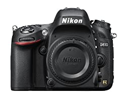 Image of the product Nikon D610 243 MP CMOS FX that is listed on the catalogue brand of Nikon.