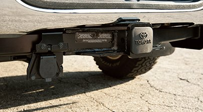 Genuine Toyota Accessories PT791-04050 Tow Hitch Receiver