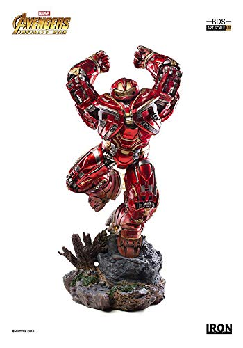 Iron Studios Hulkbuster BDS Art Scale 1/10 - Avengers: Infinity War