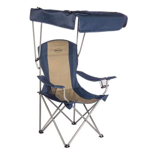 Kamp-Rite Chair with Shade Canopy (Camping Shade Chair)