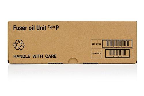 Ricoh Oil Fuser - Gestetner DSC 332 -Original Ricoh 411744 - Fuser Oil -