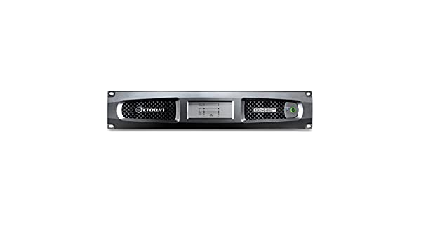 Amazon.com: Crown DCi 2|1250 | 2 Channel Analog Power Amplifier 1250W: Computers & Accessories