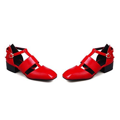 Compensées Femme Sandales Red Femme Compensées Sandales Red BalaMasa Red BalaMasa Compensées BalaMasa Sandales BalaMasa Femme xB7ZqZ