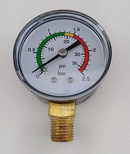EDENEA Cr/épine /à Clipser 100-150-180 mm pour Filtre Piscine aqualux EDG axos 100mm