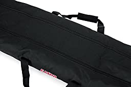 Gator Speaker Stand Bag with Two Compartments (GPA-SPKSTDBG-58DLX)