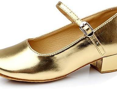 De los niños zapatos de baile latinosalsaFlamencoSamba