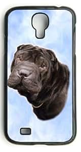 Custom Shar Pei Dog Hard Case Clip on Back Cover for Samsung S4 case