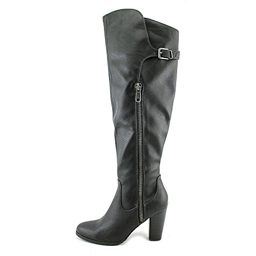 Rialto Frauen VIOLET Geschlossener Zeh Fashion Stiefel Black