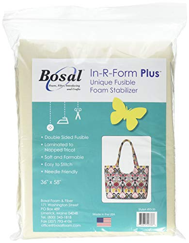 (Bosal 493-36 In-R-Form Plus Unique Fusible Foam Stabilizer-36