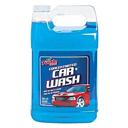Amazon Com Turtle Wax T 149r Car Wash 100 Oz Automotive