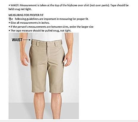Dickies Mens 13 Inch Loose Fit Multi-Pocket Work Short