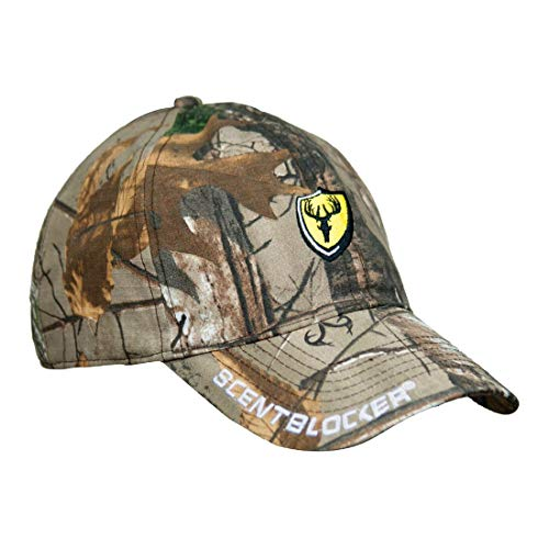 Scentblocker Men's Ripstop Cap Realtree Edge (One Size) (Scent Blocker Ripstop)
