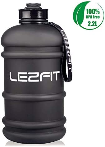 LEZFIT Capacity Leakproof Athletic Camping