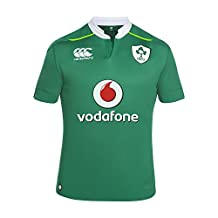 New Ireland Rugby Home Jersey 2016/17