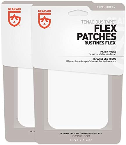 Gear Aid Tenacious Patches Fabric