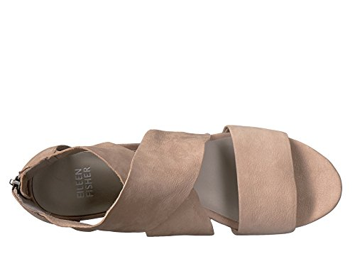 04e19122a65 Eileen Fisher Women s Ellis-Nu Platform Dress Sandal