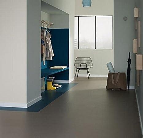 wfmc333360 Forbo Marmoleum Linoleum Parkett vintage blue Click einfach verlegen