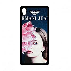 Customized Armani Logo Phone Case For Sony Xperia Z5,Giorgio Armani Logo Sony Xperia Z5 Case