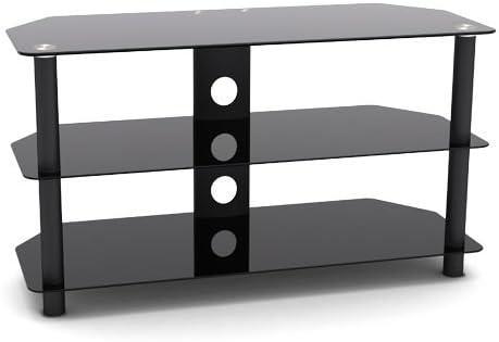 G-VO 3 estante de cristal soporte para televisores Samsung ue40j5100 40