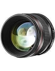Neewer 35mm F1.2 Large Aperture Prime APS-C Aluminum Manual Lens Compatible with Fuji X Mount Mirrorless Cameras X-A1 X-A10 X-A2 X-A3 X-AT X-M1 X-M2 X-T1 X-T10 X-T2 X-T20 X-Pro1 X-Pro2 X-E1 X-E2 X-E2s