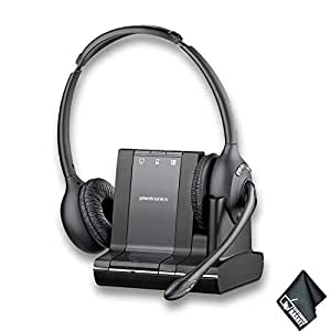Plantronics Savi W720 Multi Device Wireless Headset System (Certified Refurbished)