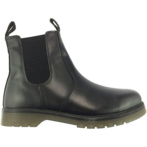 Chelsea Grafters Boot Chelsea Black Boot M153 M153 Grafters T7qOHUWw