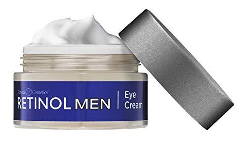 Retinol Men's Anti-Aging eye Cream - 0.5 Oz.