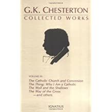 Collected Wk Gk Chesterton V3: