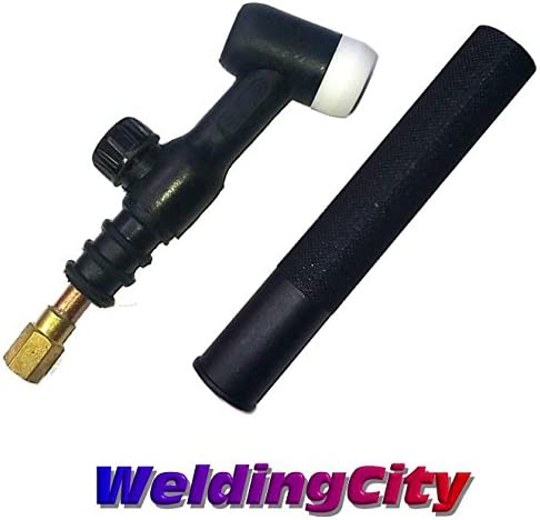 WP17 Air Coold 150 Amp Tig Welding Torch Body Tig 17 with Handle