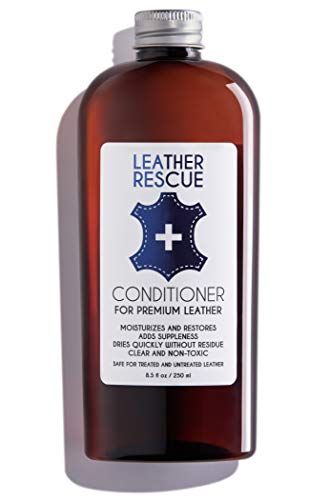 Leather Rescue Conditioner and