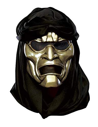 300 (The Movie) Immortal Vacuform Mask with Fabric