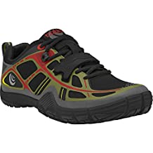 Topo Athletic Men's Halsa Charcoal/ Mango sneakers-and-athletic-shoes 10.5 W