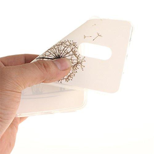 Motif Slim Téléphone Dandelion De Résistant Souple Arrière Note Protection Bord Antichoc Fit Cas TPU Transparent Hozor Cas 4X Xiaomi Peint Couverture Silicone Redmi En De Scratch 4OXAARwqx