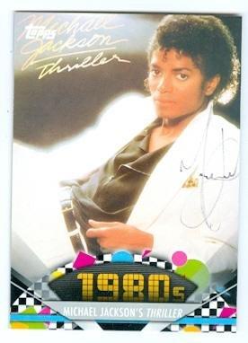 Michael Jackson Autographs - 7