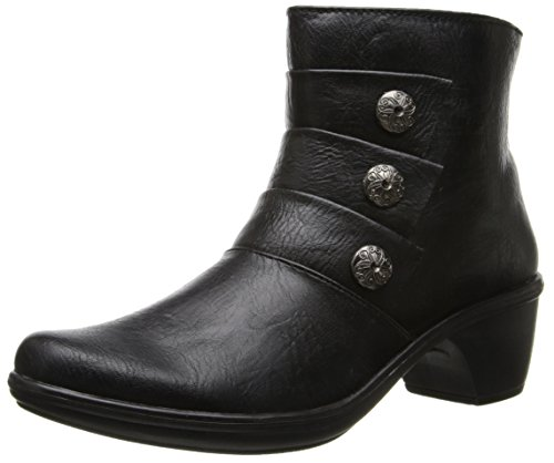 Women's Easy Street Arlene Black Boot p6qC8w5x6