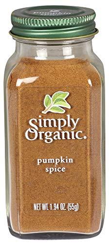 Simply Organic Pumpkin Spice Organic 194 Ounce