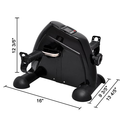 MedMobile® Digital Mobility Aid Pedal Exerciser for Arms & Legs