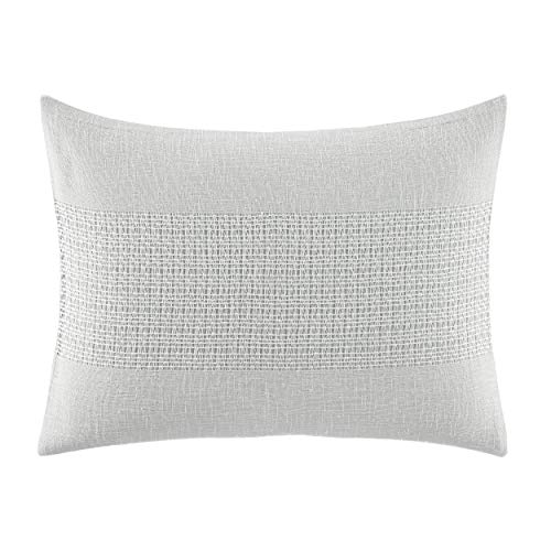 Vera Wang Silver Birch Throw Pillow, 15x20, White