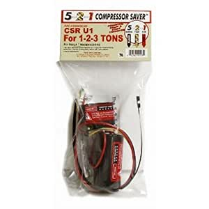Five Two One Inc CSR-U1 Compressor Saver Hard Start Capacitor
