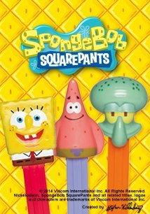 Pez Sponge Bob Square Pants Assortment !]()